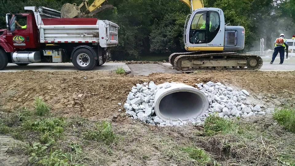 Culvert Pipes & Boxes | Engineer's Office | Clermont County, Ohio